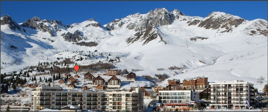 Location chalet et appartement saint francois longchamp - Saint francois longchamp office de tourisme ...